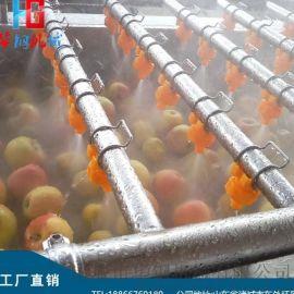 火龙果清洗线 小型果蔬清洗设备