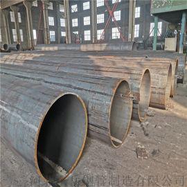 上海 Q235B焊接钢管 大口径厚壁直缝钢管