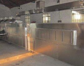 南京优丰干燥HDA(B)型远红外隧道烘箱-玻璃器皿烘干-安瓿瓶、易拉瓶、西林瓶干燥灭菌-食品、电子设备烘烤