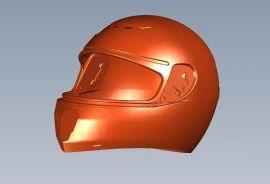 双贝摔不坏砸不碎的塑料减震头盔模具