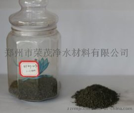 哪里有天然锰砂滤料生产供应商?