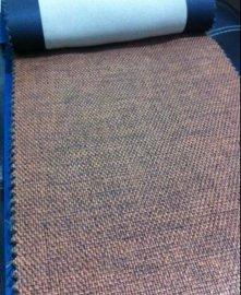 遮光仿麻窗帘布,黑丝三明治遮光现货供应