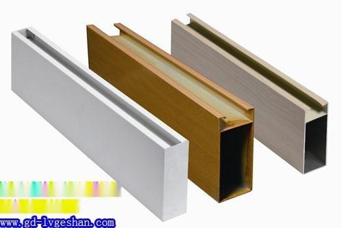 铝型材生产厂家 吊顶铝型材 海东铝合金型材