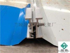 防风夹具 彩钢瓦屋面板锁夹