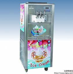保定冰淇淋机T22台式三色冰淇淋机