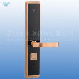 多奥宾馆酒店锁 电子密码锁 IC感应门锁 数字按键密码锁