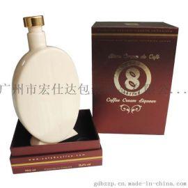 天地盖式红酒盒|酒包装盒|广州包装盒厂家个性化定制服务
