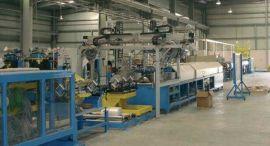PERT发泡保温管(塑套塑)生产线技术
