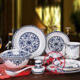 定做陶瓷食具 陶瓷食具批發 玲瓏食具