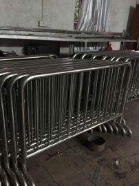 供应不锈钢铁马护栏江苏 201不锈钢围栏厂家定做304 隔离栏