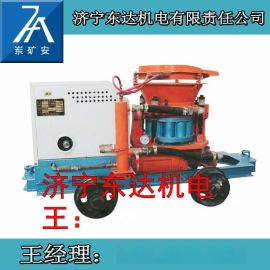 PS5I/PS6I湿式混凝土喷射机操作维护方便