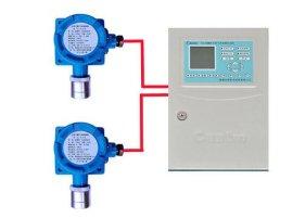 厂家直销固定式瓦斯浓度报警器 **可远程控制报警