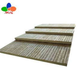 北京复合岩棉板保温隔热设备岩棉板管壳