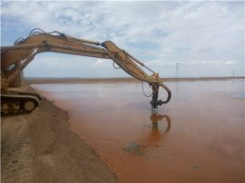 挖土机泥浆泵-液压污泥泵-挖机渣浆泵