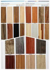 厂家佛山直销木纹商铺办公室PVC地板 防水耐磨专卖店展厅塑胶地板