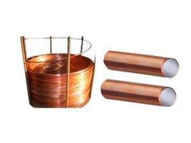 山西太原铜包钢圆线 铜包钢接地棒防雷接地产品无腐蚀现象