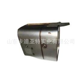 国四 国五 潍柴原厂定做德龙F3000消声器