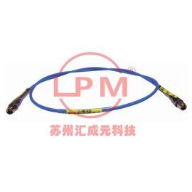 供應GIGALANE MF085 系列替代品微波電纜組件