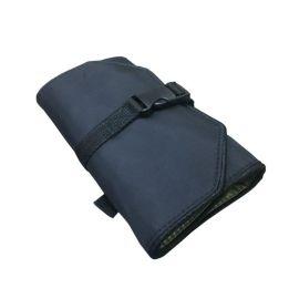 厂家定制韩版文件卡片收纳包 折叠简约笔袋大容量化妆旅行工具包