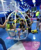 新希望厂家 电动淘气堡室内儿童游乐设备 亲子游乐场