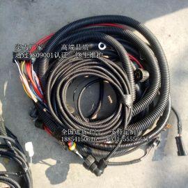 重汽豪沃T7H驾驶室底盘线束厂家直销重汽豪沃T7H驾驶室底盘线束