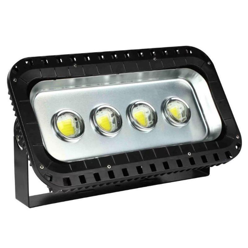 壓鑄集成聚光led投光燈外殼200W燈具