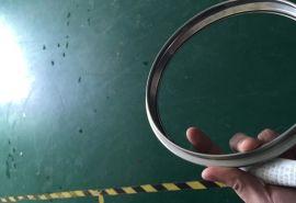 全自动钢带激光焊接机玻璃盖包边圈钢带全自动焊接机