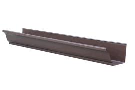 蒂美接水天溝 彩鋁屋檐接水天溝 高效接水天溝廠家直銷