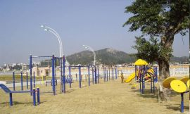 孝感小区运动健身器材、单位健身器材骑马机