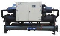 博盛螺桿式工業冷水機組