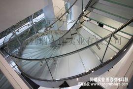 室内旋转楼梯 旋转钢结构楼梯 厂家直销