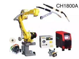 朝洪工业6轴全自动智能焊接机器人