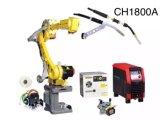 朝洪工業6軸全自動智慧焊接機器人