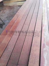 菠萝格防腐木耐久易于安装木材 印尼菠萝格防腐木