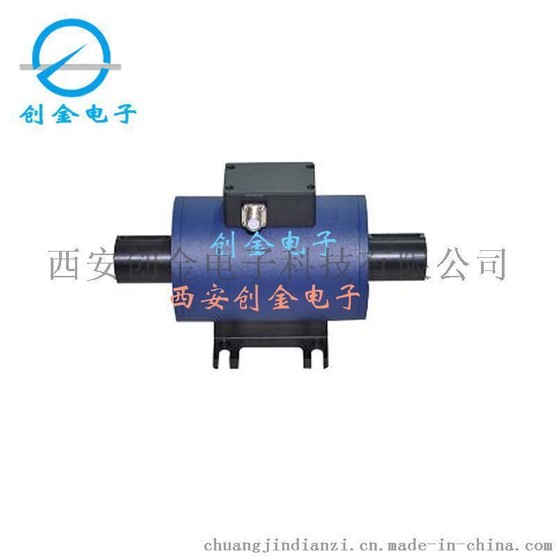 动态扭矩传感器转速扭矩力矩耦合器扭力功率检测仪