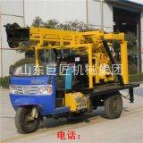 XYC-200A型车载式钻井机 民用打深水井钻机