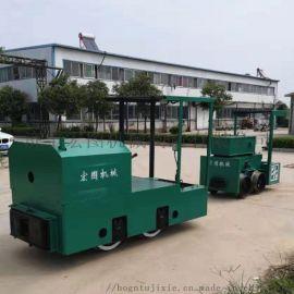 云南矿用柴油机车 2吨柴油牵引机车