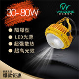 海洋王BPC8766同款led防爆灯 防爆平台灯