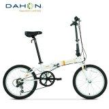 DAHON大行经典热销团购礼品成人自行车20寸超轻便携折叠KAC061