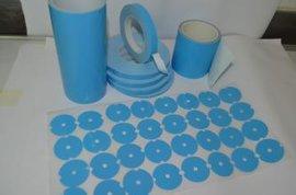 供应 各种规格 玻纤导热胶带 导热无基材亚克力高温导热双面胶带 可模切成型