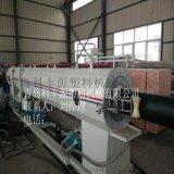 HDPE大口径燃气/供水管材生产线,PE供水管生产设备