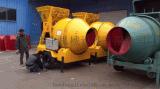 華豐 JZM350型混凝土攪拌機