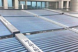 江苏商用太阳能热水工程集热器