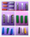 直通膨脹管-塑料牆塞-膨脹栓-膨脹套-螺旋式螺絲套