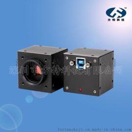方特科技 全局快门软硬件触发 高速抓拍 36万像素黑白千兆网口GIGE工业相机CCD