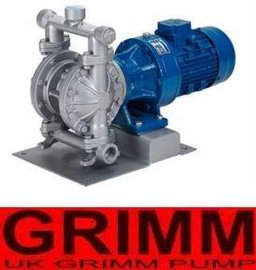 进口铝合金电动隔膜泵