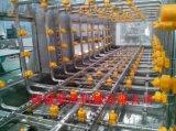生產供應全自動周轉箱清洗機流水線