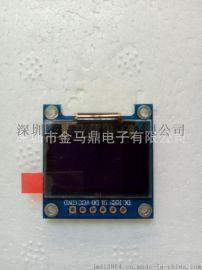 全新现货供应0.96寸OLED模块 SPI0.96寸OLED模块