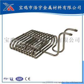 宝鸡钛盘管生产厂家,供应钛盘管、钛蛇形盘管、钛U型盘管