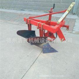 双铧犁 悬挂式铧式犁小型二铧犁 小拖拉机带2铧式犁